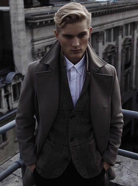 Reiss Autumn/Winter 2013 True to Form Men's Lookbook
