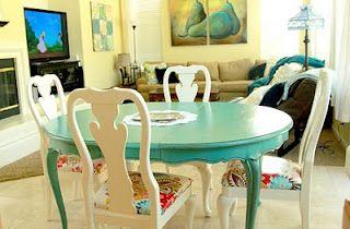 CUTE repurposed furniture