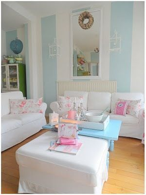 Shabby chic living room - myshabbychicdecor... - #shabby chic #home decor #design #ideas #wedding #living room #bedroom #bathroom #kithcen #shabby chic furniture