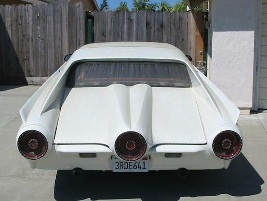 '63 Tbird custom