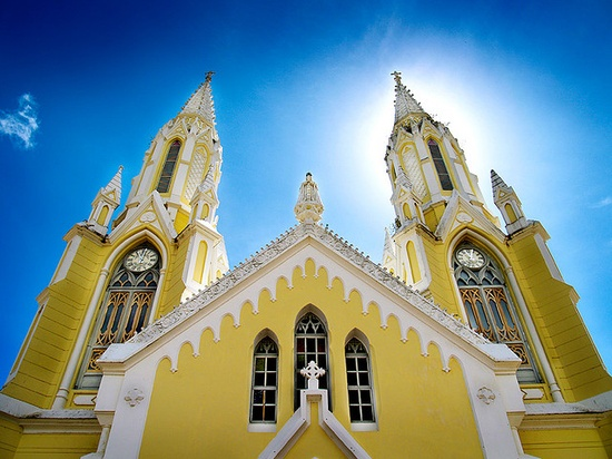 Basilica del Valle Del Espiritu Santo, Margarita, Venezuela