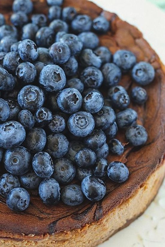 . blueberries .