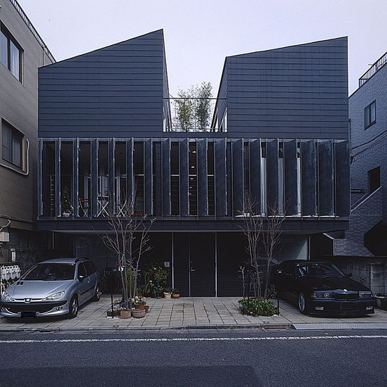 TTN House – Miyahara Architect Office