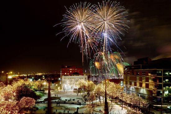 Omaha-area holiday events