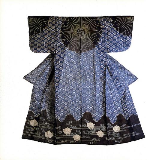 Kazuki - Outer kimono - Mid-Edo Period