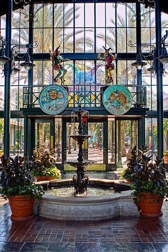 Port Orleans French Quarter - First Disney hotel I stayed at!