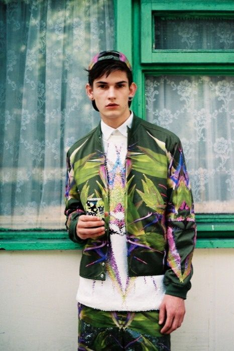 givenchy  2012 man collection