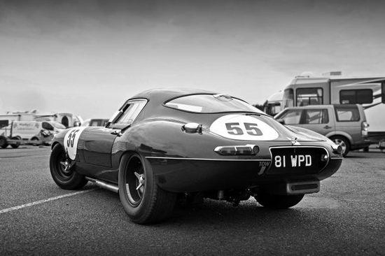 E-type racer