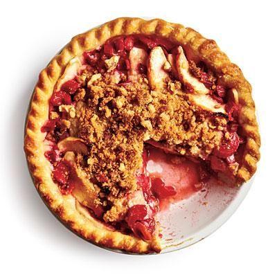 Rhubarb-Apple Pie