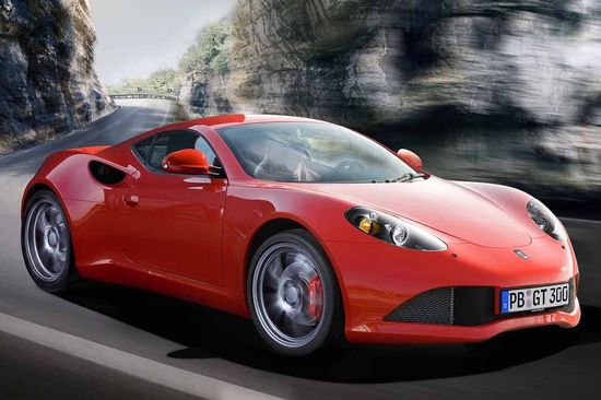Artega GT Sports Car