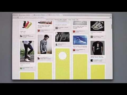 UNIQLO hijacked Pinterest