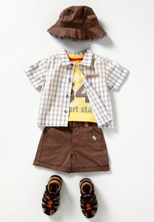 Kids fashion: Summer clothing styles