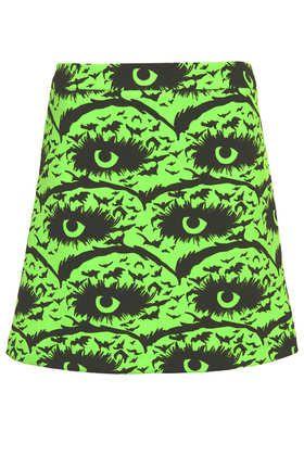 Green Ghoul Girl Skirt