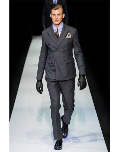 GQ Editors' Picks from Milan Fashion Week 2013: Fashion Shows: GQ
