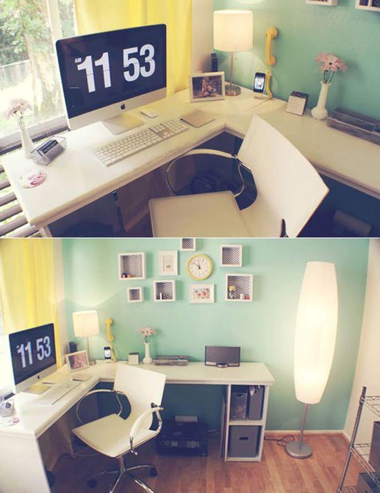#desk #home office