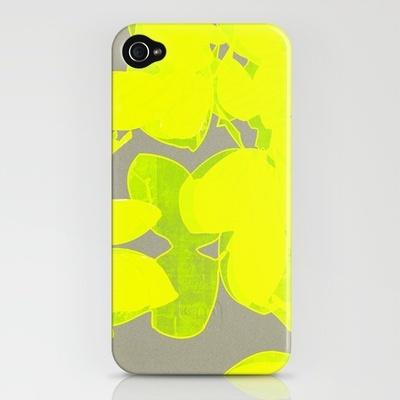neon iPhone cover