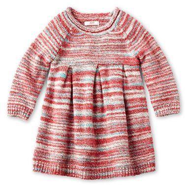 Sweet fall dress.  @Joe Fresh  for JCP