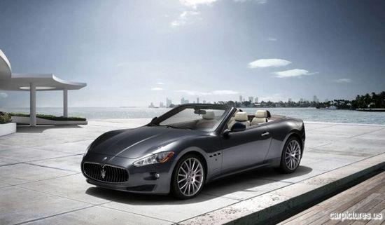 #Maserati GranCabrio