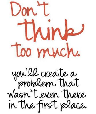Funny Quote about Thinking