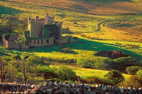 Medieval Beauty, Ireland