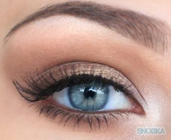 everyday natural eye makeup