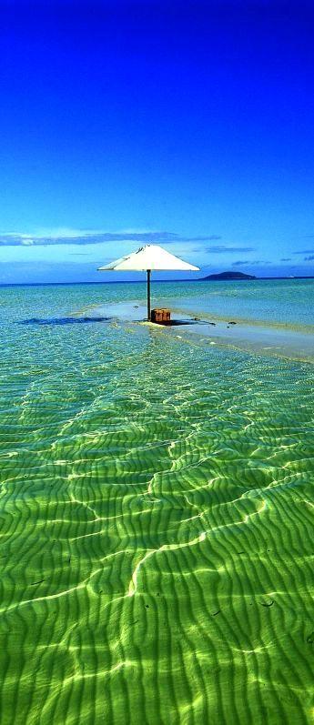 Amanpulo Resort. Pamalican Island, Philippines. Perfect.