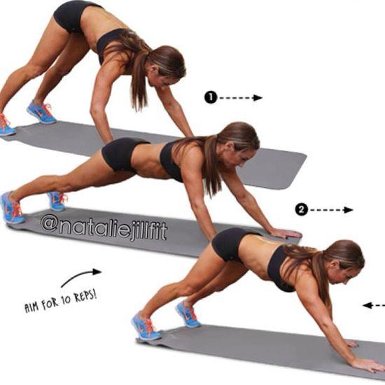 Planking!
