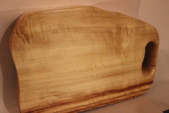 HANDMADE Bread cutting and serving board for by norwegianwoodshop, $45.00