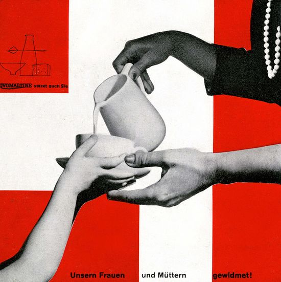 German ad 1958
