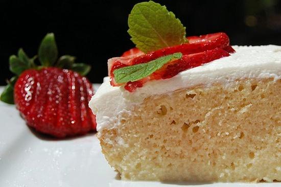 Mexican Tres Leche Cake