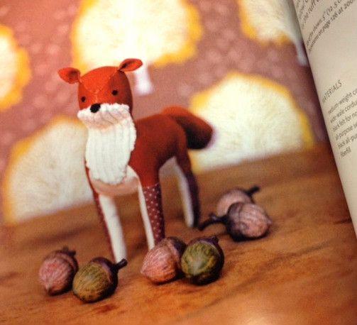 Cute alert: mini stuffed animals to sew