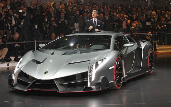 Triple Threat: 740-HP Lamborghini Veneno is Latest Aventador-Based Exotic - WOT on Motor Trend #lambo #cars