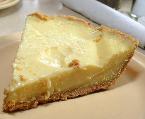Lemon ice box pie :)