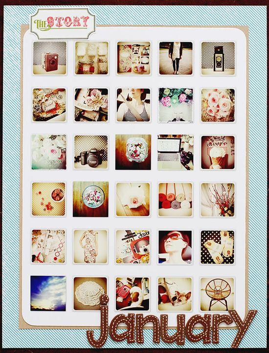 Instagram collage Tutorial