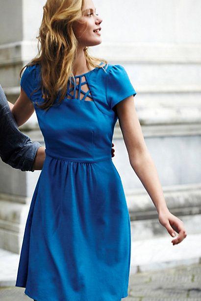 Aria Dress #anthropologie