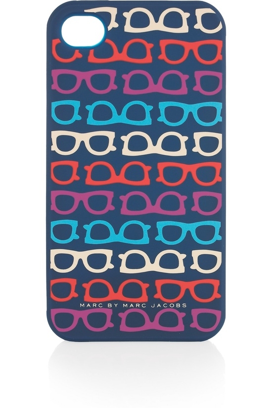 What a Spectacle printed iPhone 4G case