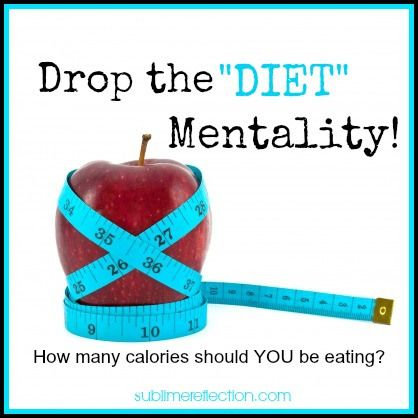 Drip the Diet Mentality from Sublimereflection... #healthy #eating #fitness