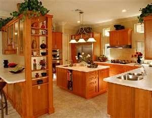 Wonderful kitchen space!