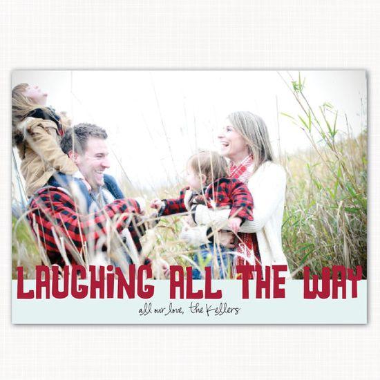 Cute phrase for a Christmas card