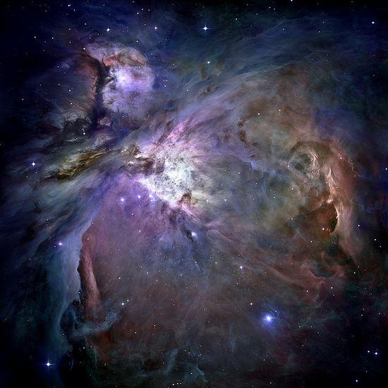 Cosmic Drama, Orion Nebula (M42)