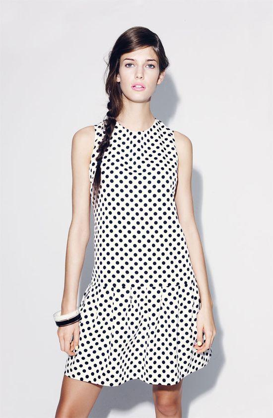 Dress: Dots, dots, dots!