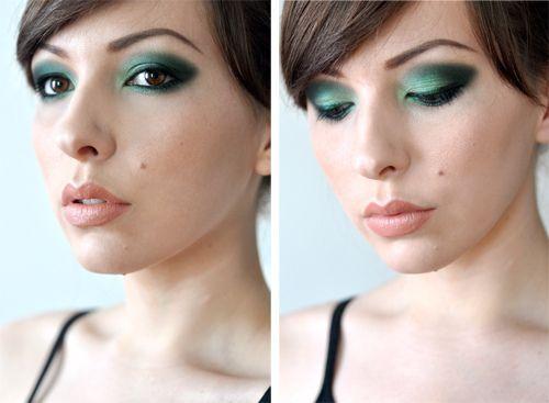 Irish Eyes via brebeauty.com
