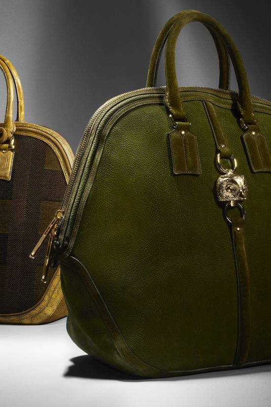 The Burberry Prorsum Orchard bag for Autumn/Winter 2012