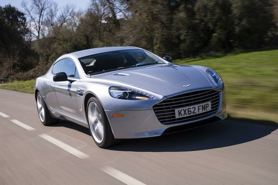 Images taken during the official media launch of the New Aston Martin Rapide S in Spain. Discover the world's most beautiful four-door sports car: www.astonmartin.c...