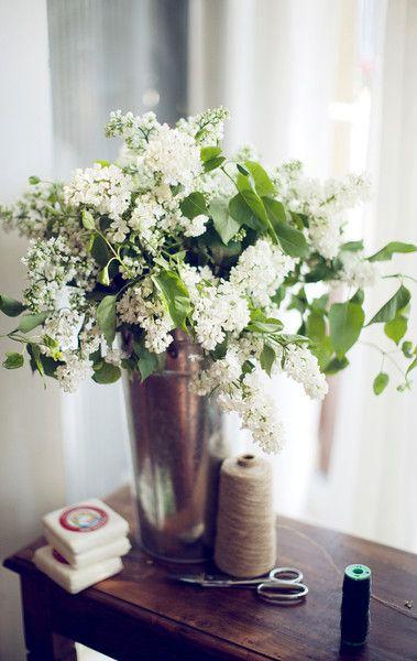 kinfolk #floral #centerpiece
