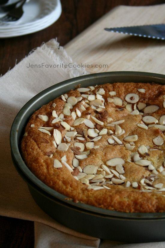 Almond Buttermilk Cake