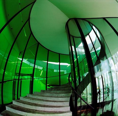Green Glass.