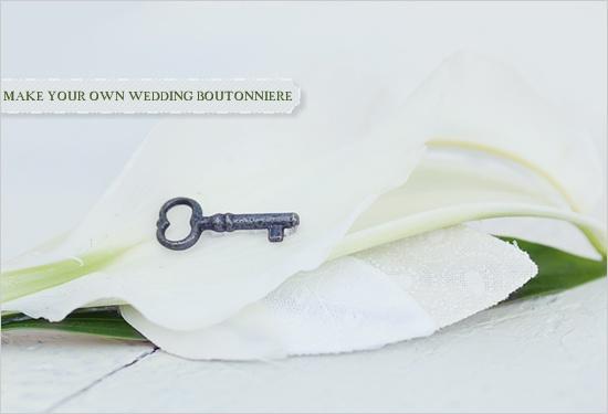 DIY, Do It Yourself, Boutonniere, Flowers, Floral, arrangement