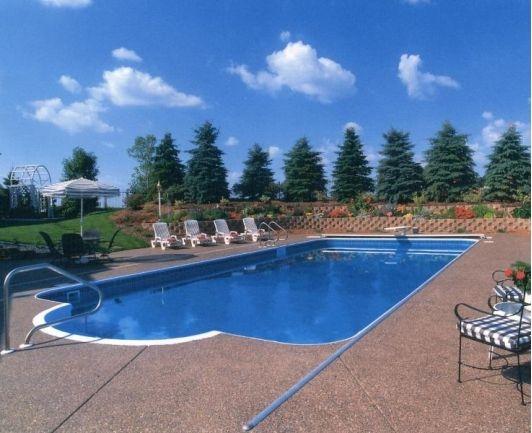 inground pool inspiration - Home and Garden Design Ideas
