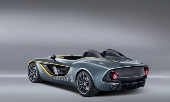 A unique year produces a unique and visionary car. Created as a stunning celebration of Aston Martin's century of sports car excellence we reveal 'CC100', a concept reflecting the sporting heritage and exceptional design capability woven throughout 100 years of Aston Martin history.